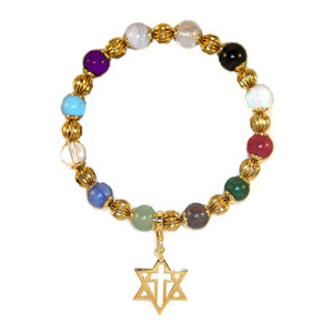 The Twelve Tribe of Israel Bracelet