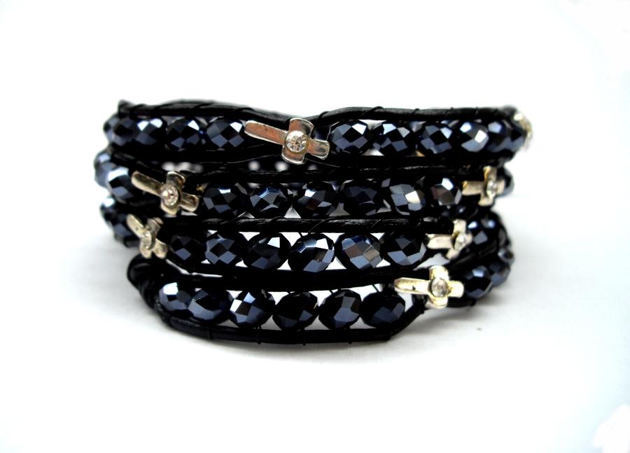 Blog Archive Cross Wrap Bracelet