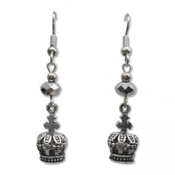 Baby Crown Earrings