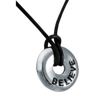 Believe Pendant
