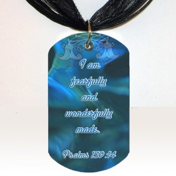 The Butterfly Tag (Back)