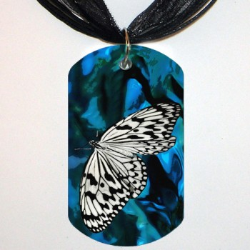 The Butterfly Tag (Front)