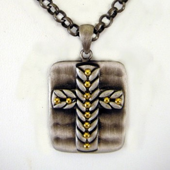 The Cross of Courage (Front)