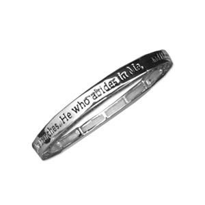 John 15:5 Scripture Bracelet