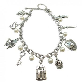 Kingdom of GOD Bracelet (Pearl)