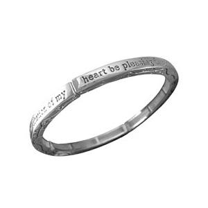 Psalms 19:14 Scripture Bracelet