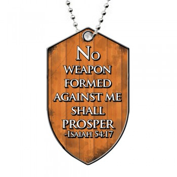 The Battle Shield Tag (Back)