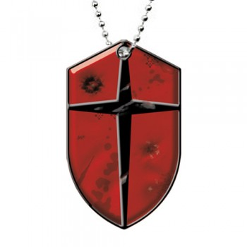 The Battle Shield Tag (Front)