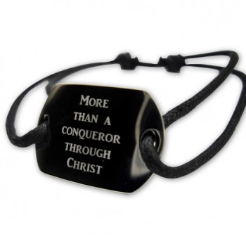 Men's Stainless Steel Dog Tag Bracelet
